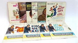 Broadway Musicals Record Albums