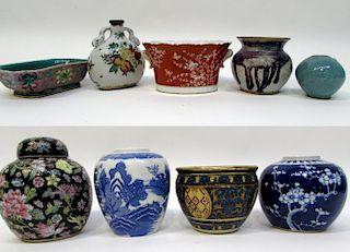 Assorted Porcelain Wares