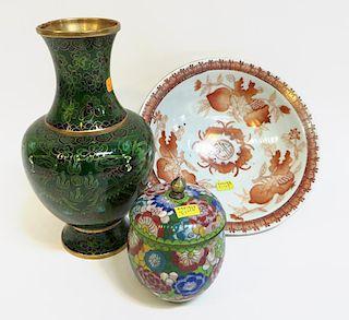 Three Chinese/Asian Items