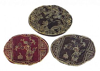 Three Embroideries