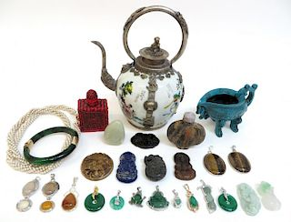 Assorted Chinese Items