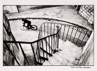 "Henri Cartier-Bresson, ""Hyeres"", Signed Photograph"
