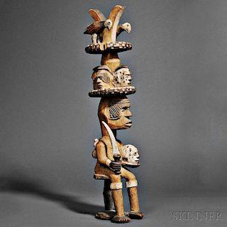Igbo Ikenga Figure