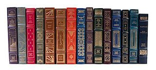 (FRANKLIN LIBRARY) A group of 15 vols. from the Signed First Edition Society by authors with names beginning with S - W.
