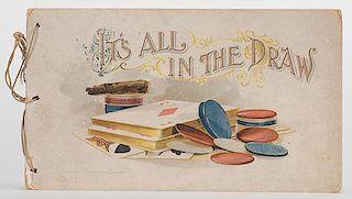 Brelsford, C.E.H and C.W. Dimick. ItÍs All In The Draw. [Boston]