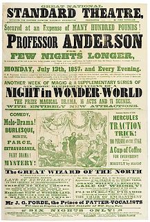 Professor Anderson for a Few Nights Longer.