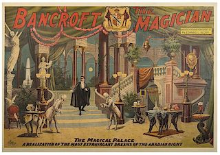 Bancroft the Magician. The Magical Palace.