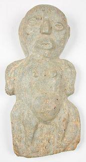 """Raymond Coins (1904-1994) """"Doll Baby"""", c. 1988"""