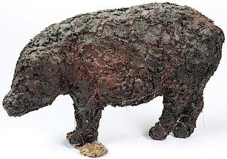 Maria Lupo (American) Porca Misceria Mixed Media Sculpture