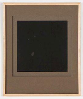 Ad Reinhardt (American, 1913-1967) Untitled, 1966