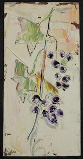 Sterling Strauser (American, 1907-1995) Oil Painting