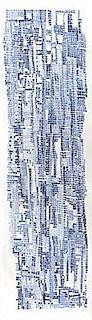 Laurie Olinder, Paper Falls #1