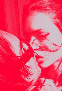 "Stephanie Pfriender Stylander""The Kiss"""