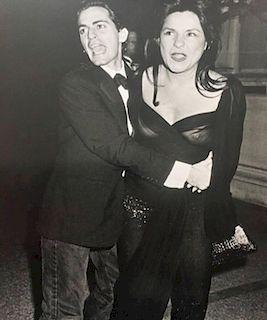 """Ron Galella """"MET Gala Marc Jacobs, 1992"""""""