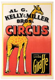 Al G. Kelly and Miller Brothers Circus.