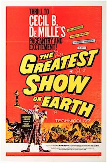 Cecil B. De Mille's The Greatest Show on Earth.