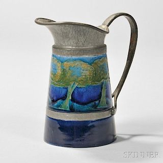 Early Moorcroft Pitcher
