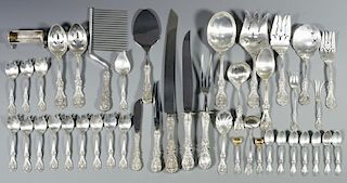 Francis I Sterling Flatware incl. serving pieces
