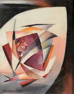 Philip Perkins O/B Abstract