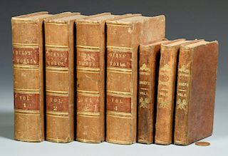 1834 Works of Robert Burns, Allan Cunningham