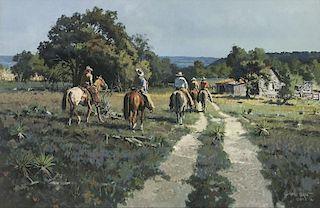 James Boren | Headin' for the Barn