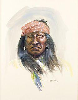 Joe Beeler | Apache Warrior #7
