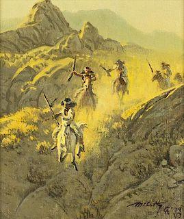 Frank McCarthy | The Apaches