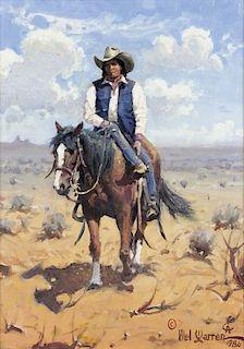 Melvin Warren | The Navajo
