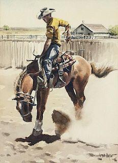 James Boren | Bronc Riding