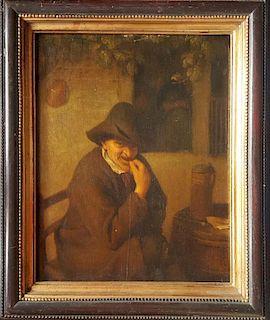 Adriaen van Ostade (1610-1685) Attr. Dutch Old Master