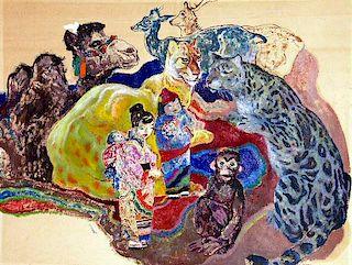 John Costigan Animal Painting