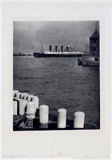ALFRED STIEGLITZ ORIGINAL CAMERA WORK GRAVURE