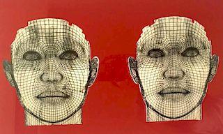 Judith Brodsky, Digital Brains