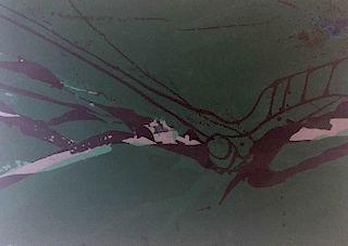 Richard Hunt, Untitled