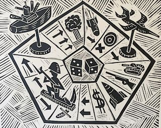 Richard Mock, War Games