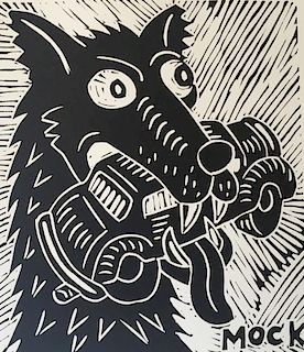 Richard Mock, Big Dog; Very Big Dog