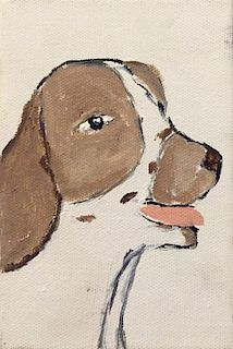 Eric Ginsberg, Dog