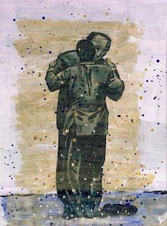 Nicky Nodjoumi, Untitled