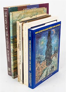 A Collection of Books Pertaining to Art and Culture