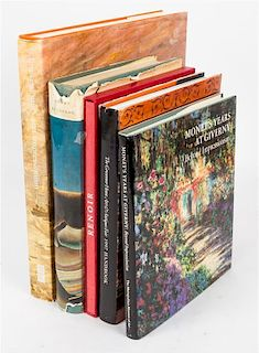 A Collection of Books Pertaining to Art And History