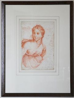 Old Master Drawing Italian School