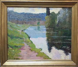 Alexandre Altmann Russian French Painting