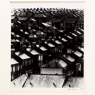 Bill Brandt (1904-1983), Rainswept Roofs