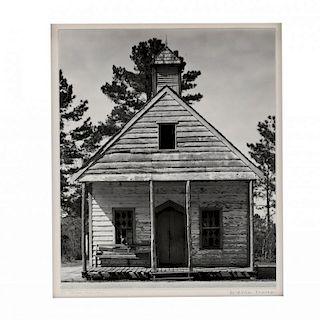 Walker Evans (1903-1975), Country Church, near Beaufort, SC