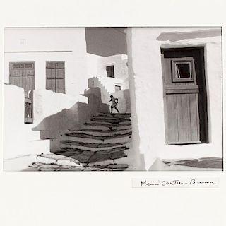 Henri Cartier-Bresson (French, 1908-2004), Siphnos, Greece