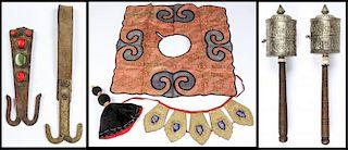 Vintage Tibetan Artifacts