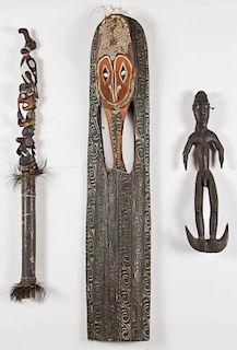 3 Oceanic Artifacts