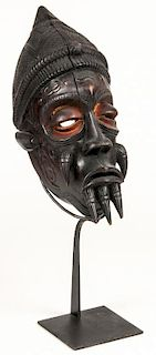 Fine Lulua Mask