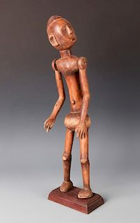 African Zaramo Puppet