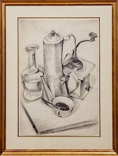 After Juan Gris (1887-1927): Coffee Mill